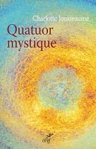 """Couverture du livre : """"Quatuor mystique"""""""