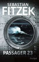 """Couverture du livre : """"Passager 23"""""""