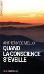 """Couverture du livre : """"Quand la conscience s'éveille"""""""