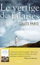 """Couverture du livre : """"Le vertige des falaises"""""""