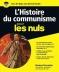 """Couverture du livre : """"L'histoire du communisme"""""""