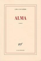 """Couverture du livre : """"Alma"""""""