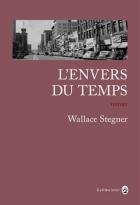 """Couverture du livre : """"L'envers du temps"""""""
