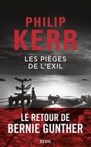 """Couverture du livre : """"Les pièges de l'exil"""""""