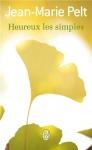 """Couverture du livre : """"Heureux les simples"""""""