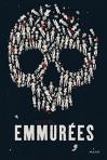 """Couverture du livre : """"Emmurées"""""""