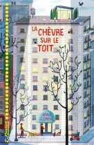 """Couverture du livre : """"La chèvre sur le toit"""""""