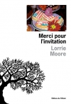 """Couverture du livre : """"Merci pour l'invitation"""""""