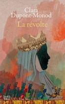 """Couverture du livre : """"La révolte"""""""