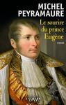 """Couverture du livre : """"Le sourire du prince Eugène"""""""