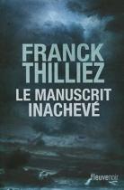 """Couverture du livre : """"Le manuscrit inachevé"""""""