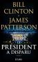 """Couverture du livre : """"Le président a disparu"""""""