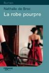 """Couverture du livre : """"La robe pourpre"""""""