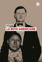 """Couverture du livre : """"La note américaine"""""""