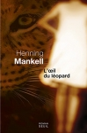 """Couverture du livre : """"L'oeil du léopard"""""""