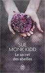 """Couverture du livre : """"Le secret des abeilles"""""""