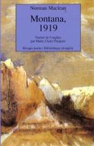 """Couverture du livre : """"Montana 1919"""""""