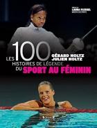 """Couverture du livre : """"Les 100 histoires de légende du sport au féminin"""""""