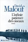"""Couverture du livre : """"L'infinie patience des oiseaux"""""""