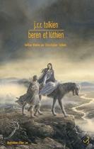 """Couverture du livre : """"Beren et Luthien"""""""