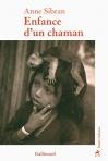 """Couverture du livre : """"Enfance d'un chaman"""""""