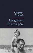 """Couverture du livre : """"Les guerres de mon père"""""""
