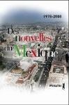 """Couverture du livre : """"Des nouvelles du Mexique"""""""