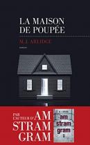 """Couverture du livre : """"La maison de poupée"""""""