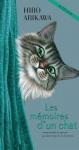 """Couverture du livre : """"Les mémoires d'un chat"""""""