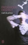 """Couverture du livre : """"L'oeil du prince"""""""