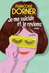 """Couverture du livre : """"Je me suicide et je reviens"""""""