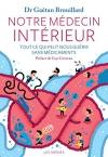 """Couverture du livre : """"Notre médecin intérieur"""""""