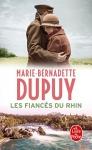 """Couverture du livre : """"Les fiancés du Rhin"""""""