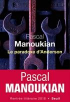 """Couverture du livre : """"Le paradoxe d'Anderson"""""""