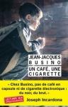 """Couverture du livre : """"Un café, une cigarette"""""""