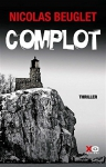 """Couverture du livre : """"Complot"""""""