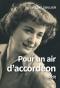"""Couverture du livre : """"Pour un air d'accordéon"""""""