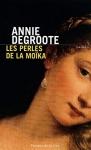 """Couverture du livre : """"Les perles de la Moïka"""""""