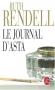 """Couverture du livre : """"Le journal d'Asta"""""""