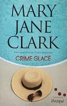 """Couverture du livre : """"Crime glacé"""""""
