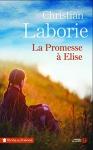 """Couverture du livre : """"La promesse à Élise"""""""