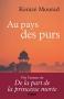 """Couverture du livre : """"Au pays des purs"""""""