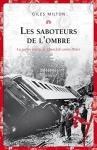 """Couverture du livre : """"Les saboteurs de l'ombre"""""""