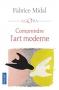 "Couverture du livre : ""Comprendre l'art moderne"""