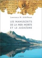 """Couverture du livre : """"Les manuscrits de la mer Morte et le judaïsme"""""""