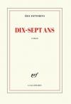 """Couverture du livre : """"Dix-sept ans"""""""