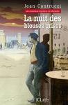 """Couverture du livre : """"La nuit des blouses grises"""""""