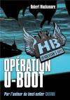 """Couverture du livre : """"Opération U-Boot"""""""