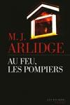 """Couverture du livre : """"Au feu, les pompiers"""""""