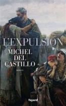 """Couverture du livre : """"L'expulsion"""""""
